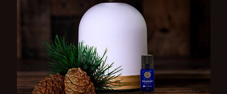 meditate with essential oils earthlite